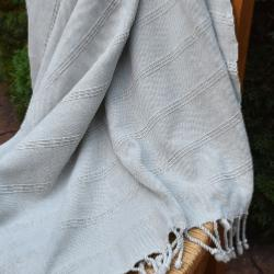 Fouta stone washed beige