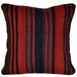 Coussin Nomade Vintage Rayé