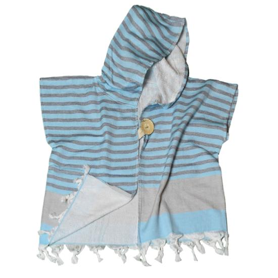 Poncho Jacket Beach