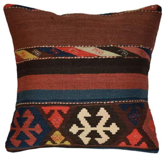 Coussin  Kilim Traditionnel